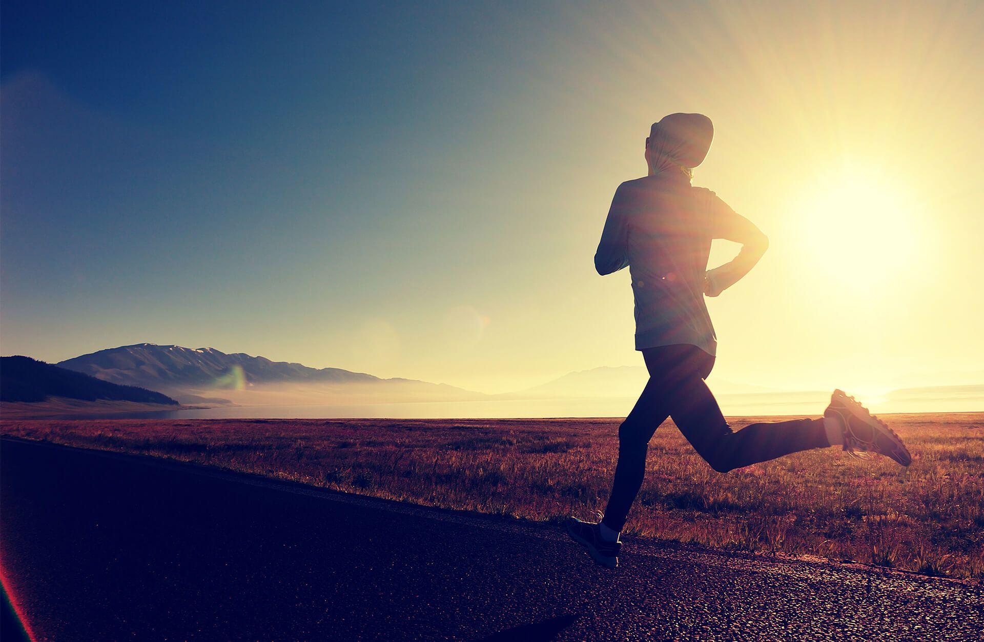 entrenamiento en altura, running